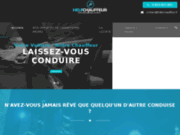 screenshot http://www.helpchauffeur.fr/ help chauffeur - location de chauffeur