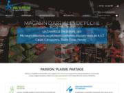 screenshot http://www.helspeche.com Hel's Pêche