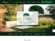 Aménagement d'un jardin paysager à Tournai