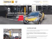 Garage Hermelin, garage mécanique toute marque et agent Renault à Luisant, dans l'Eure-et-Loir