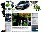 HHO Plus - réduire la consommation de carburant avec la technologie d'hydrogène HHO