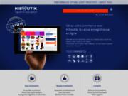 screenshot http://www.hiboutik.com logiciel de caisse