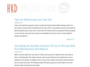 HKD Production : Réalisation de courts métrages