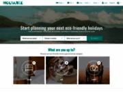 Holiable : Preparez vos prochaines vacances éco-responsables