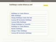 Location vacances pas chère en Espagne