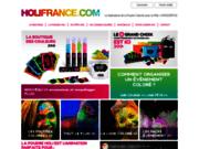 screenshot https://www.holifrance.com/fr/ poudre de couleur