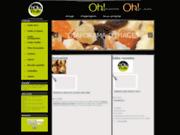 screenshot http://www.holyfruits.com grossistes et fournisseurs des fruits séchés
