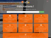screenshot http://www.home-place.fr courtier en crédits à lille