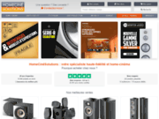 code promo Home cine solutions