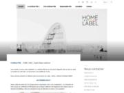 screenshot http://www.homelabel.be Certificat PEB