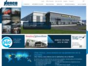 Honco- Conception, fabrication et installation de bâtiments préfabriqués en acier