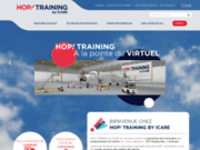 Hop Training : formations en aéronautique