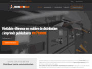 Distribution de prospectus Paris
