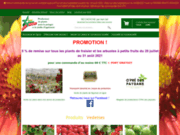 screenshot http://www.hortisologne.com/index.php horti sologne