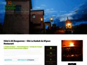 Gîte Maroc: Hôtel Aït Bouguemez et ecolodge de montagne gîte Haut Atlas- Azilal Maroc