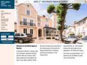 Hotel Biarritz - Hôtel Anjou, hotel ** au centre de Biarritz