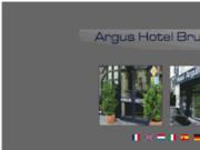 Argus hotel Brussels center Louise European Community