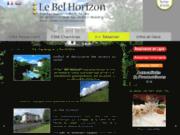 screenshot http://www.hotel-bel-horizon.com Hôtel restaurant dans le Cantal