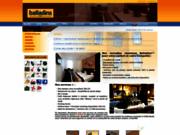 screenshot http://www.hotel-brest-balladins.fr hôtel balladin brest