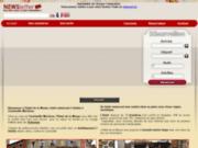 screenshot http://www.hotel-de-la-meuse.fr séjours weekend à charleville mézières