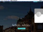 screenshot http://www.hotel-des-arts.fr hotel des arts – hotel du centre ville de montpell