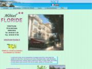 Hotel Floride,  4 étoiles à Paris