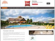 screenshot http://www.hotel-ibis-beaune.com/ hôtel restaurant à beaune