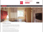 screenshot http://www.hotel-ibisclemenceau-dijon.com/ hôtel dijon ibis clémenceau