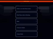 screenshot http://www.hotel-labouledeneige.com hôtel de charme