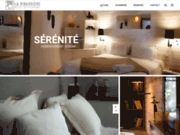screenshot http://hotel-laribaudiere.com Hôtel La Ribaudière à Antananarivo