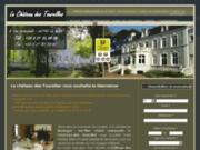 screenshot http://www.hotel-le-wast.com le chateau des tourelles