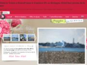 screenshot http://www.hotel-letriton.com/ week-end et séjour détente dans le Finistère