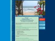 screenshot http://www.hotel-maya.com hôtel maya - casamance - sénégal