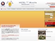 screenshot http://www.hotel-mireille.com Hotel en Provence