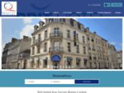 Hotel Reims Centre Aux Sacres
