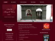 screenshot http://www.hotel-saint-brieuc.fr votre hotel sur saint-brieuc