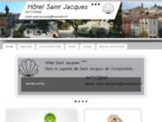 screenshot http://www.hotel-saint-jacques.com/ Hôtel Saint Jacques le Puy en Velay