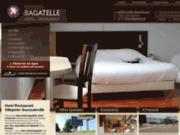 screenshot http://www.hotelbagatelle.com hôtel goussainville