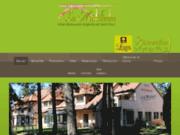 screenshot https://www.hoteldelameridienne.com/ Hôtel à Saint-Flour