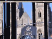 screenshot http://www.hoteldesfrancs.fr/ hôtel