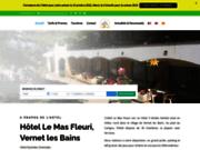 Hotel Le Mas Fleuri: Vernet les Bains
