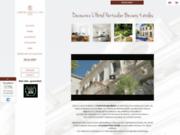 Site officiel Hotel particulier Beziers