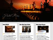 Trouver un hôtel à Paris