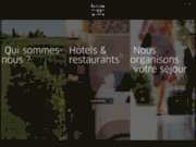 screenshot http://www.hotels-bourgogne.com/ hôtel bourgogne qualité