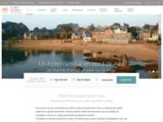 Hotel Saint Guirec à Ploumanac'h en Perros Guirec (22)