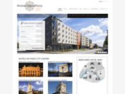Hotels Grand Paris - Réservation hôtel de charme et de luxe à Paris