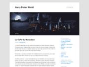 screenshot http://www.hp-world.fr harry potter world