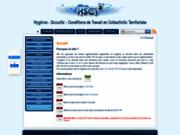HSCT2 - Hygiène Sécurité Conditions de Travail en Collectivité Territoriale