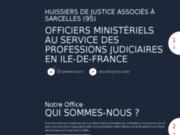 screenshot http://www.huissier-95.com huissier 95