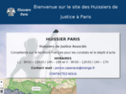 Scp Ponce Cazenave Moll - Huissiers Paris
